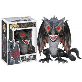 Figurine Game of Thrones - Drogon Oversized Pop 15cm