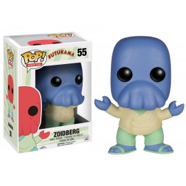 Figurine Futurama - Alternate Universe Blue Zoidberg Exclusive Pop 10cm