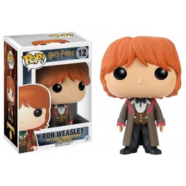 Figurine Harry Potter - Ron Weasley Yule Ball Pop 10cm