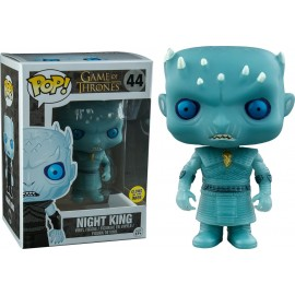 Figurine Game of Thrones - Night King Glows in the Dark Exclusive Pop 10cm