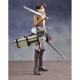 Figurine - Attaque des Titans - Sega Prize Levi Rivaille Armed Style Ver. 17cm