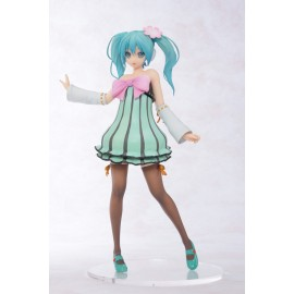 Figurine Hatsune Miku Project Diva - Hatsune Miku Colorful Drop Sega Prize 24cm