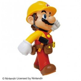 Super Mario Bros - Super Mario Maker Big Action Figure 30cm