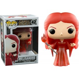 Figurine Game of Thrones - Melisandre Translucent Exclusive Pop 10cm