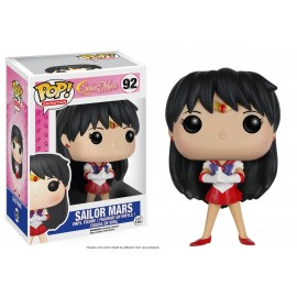 Figurine Sailor Moon - Sailor Mars Pop 10cm