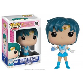 Figurine Sailor Moon - Sailor Mercury Pop 10cm