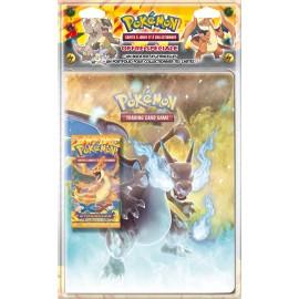 Pokémon - Portefolio A4 - Pokémon XY02 + 1 booster XY Etincelles