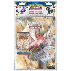 Pokémon - Portefolio A4 - Pokémon XY09 + 1 Booster XY Rupture Turbo