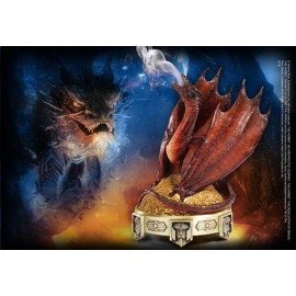Figurine The Hobbit - Brûleur d'encens Smaug