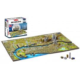 4D Cityscape Puzzle - Melbourne