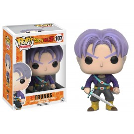 Figurine Dragon Ball Z - Trunks Pop 10cm