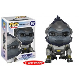 Figurine Overwatch - Winston Oversized Pop 15cm