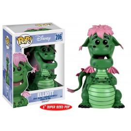 Figurine Peter et Elliott le dragon - Elliott Oversized Pop 15 cm