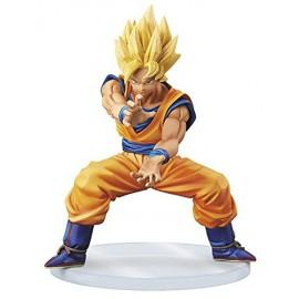 Figurine Dragon Ball Z - Son Gokou Super Saiyan Dramatic Showcase 1st Season Vol.2 14cm