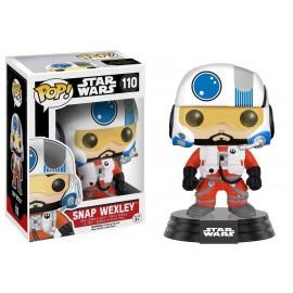 Figurine Star Wars The Force Awakens - Snap Wexley Pop 10cm