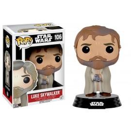 Figurine Star Wars The Force Awakens - Luke Skywalker Final Scene Pop 10cm