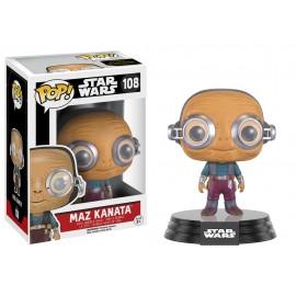 Figurine Star Wars The Force Awakens - Maz Kanata Pop 10cm