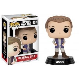 Figurine Star Wars The Force Awakens - General Leia Pop 10cm