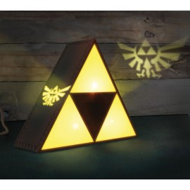 Lampe The Legend of Zelda - Lampe Triforce 20 cm