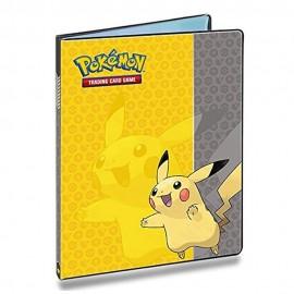Pokémon - Portfolio Jaune A5 Pikachu - 80 cartes