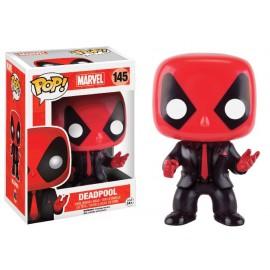 Figurine Marvel - Deadpool in Suit & Tie - Pop 10 cm