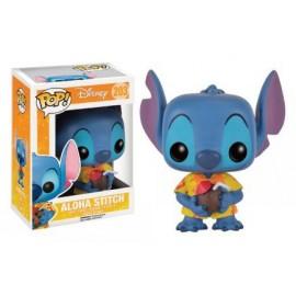 Figurine Disney - Aloha Stitch - Pop 10 cm