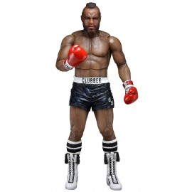 Figurine Rocky III - Clubber Lang Black Short 40th Anniversary 18cm