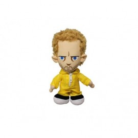 Peluche - Breaking Bad - Jesse Pinkman Yellow Suit 20cm