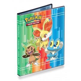 Pokémon - Portfolio A5 - XY Générique - 80 cartes