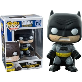 Figurine Batman The Dark Knight Returns - Batman Black Exclusive Pop 10cm