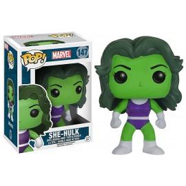 Figurine Marvel - She-Hulk Pop 10 cm
