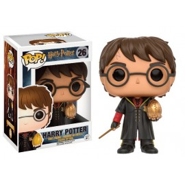 Figurine Harry Potter - Harry Potter with Egg Exclusive Pop 10cm