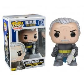 Figurine Batman The Dark Knight Returns - Armored Batman Unmasked Exclusive Pop 10cm