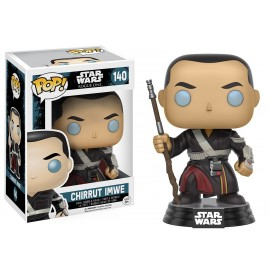 Figurine Star Wars - Rogue One - Chirrut Imwe Pop 10cm