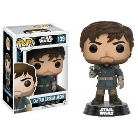 Figurine Star Wars - Rogue One - Captain Cassian Andor Mountain Outfit Pop 10cm