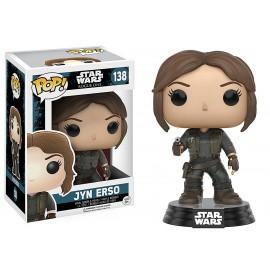 Figurine Star Wars - Rogue One - Jyn Erso Pop 10cm