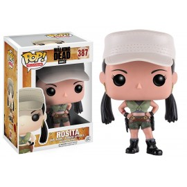 Figurine The Walking Dead - Rosita Pop 10cm