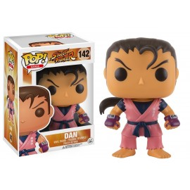 Figurine Street Fighter - Dan Pop 10cm