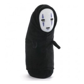 Peluche Le voyage de Chihiro - Kaonashi (No Face) 20cm