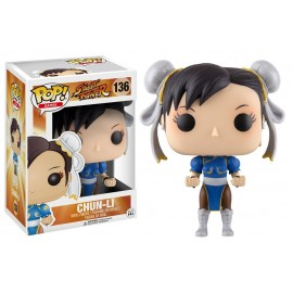 Figurine Street Fighter - Chun-Li Pop 10cm