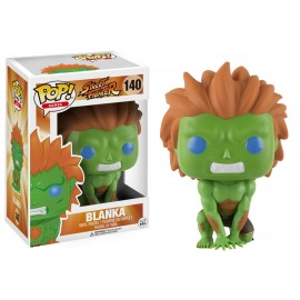Figurine Street Fighter - Blanka Pop 10cm