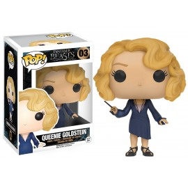 Figurine Fantastic Beasts - Queenie Goldstein Pop 10cm