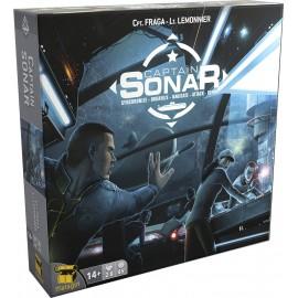 Captain Sonar - Boardgame