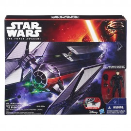 Star Wars Episode VII - TIE Fighter avec figurine Class II 1st Order Special Forces