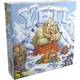 Yeti - le jeu - Version française