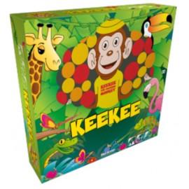 Keekee - The rocking monkey - Le jeu