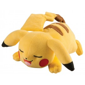 Peluche Pokemon - Sleeping Pikachu 20cm
