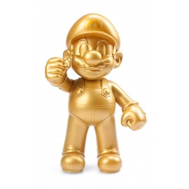 Super Mario Bros - Super Mario 30th Anniversary Gold Action Figure 30cm