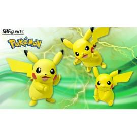 Figurine Pokemon - Pikachu S.H.Figuarts 10cm