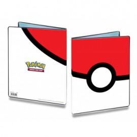 Pokémon - Portfolio A4 pour 180 cartes - Pokéball